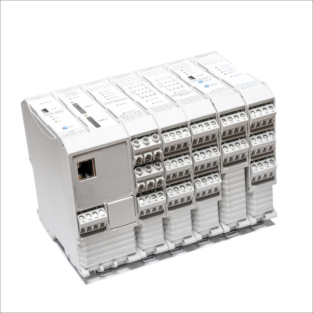 модульный контроллер 3